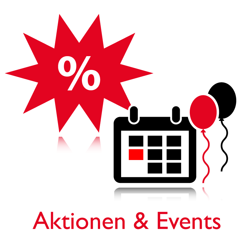 Aktion und Events